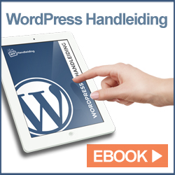 WordPress Handleiding Ebook