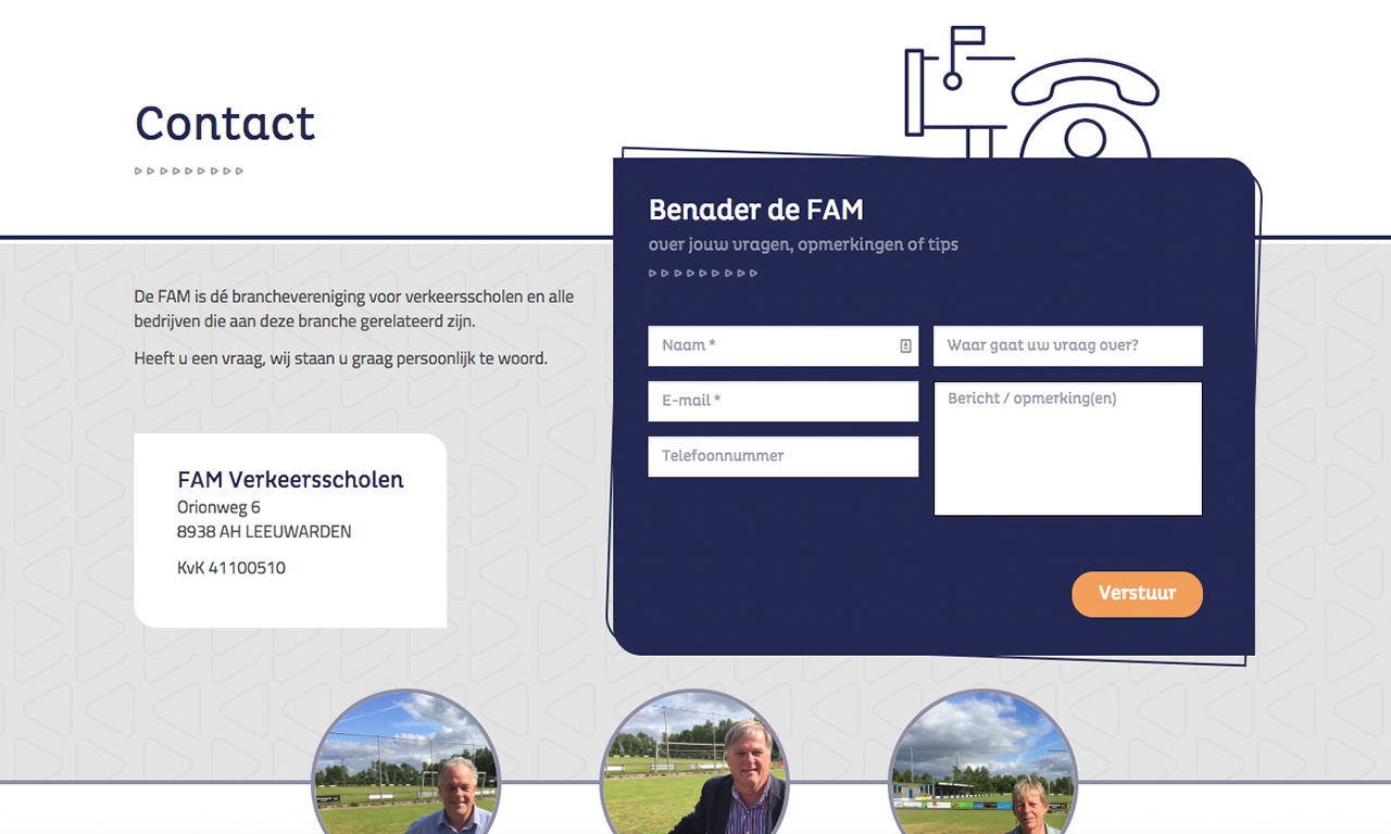 FAM – Federatie autorijschool management