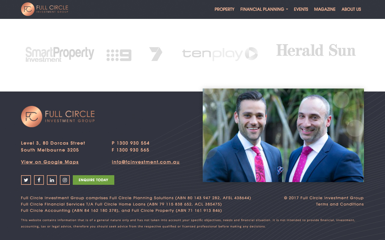 Full Circle Investment Group