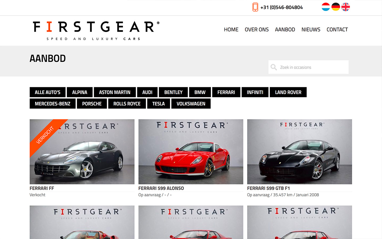 Firstgear Cars