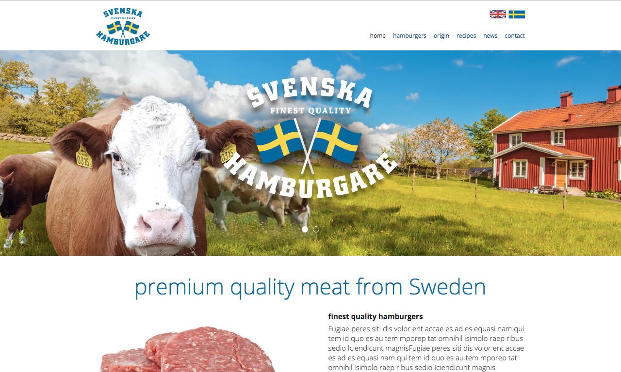 Svenska Hamburgare